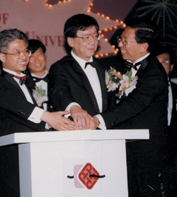 the Federation of The Hong Kong Polytechnic University Alumni Associations